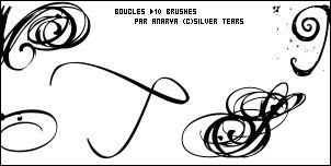 Brushes by Anarya Boucles